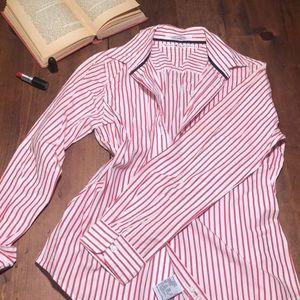 Tommy Hilfinger button down shirt.